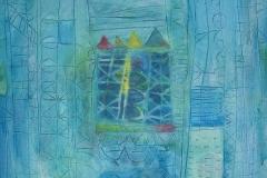 2007.02 Blaue Häuser