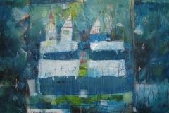 2007.02 Blaues Haus No. 2