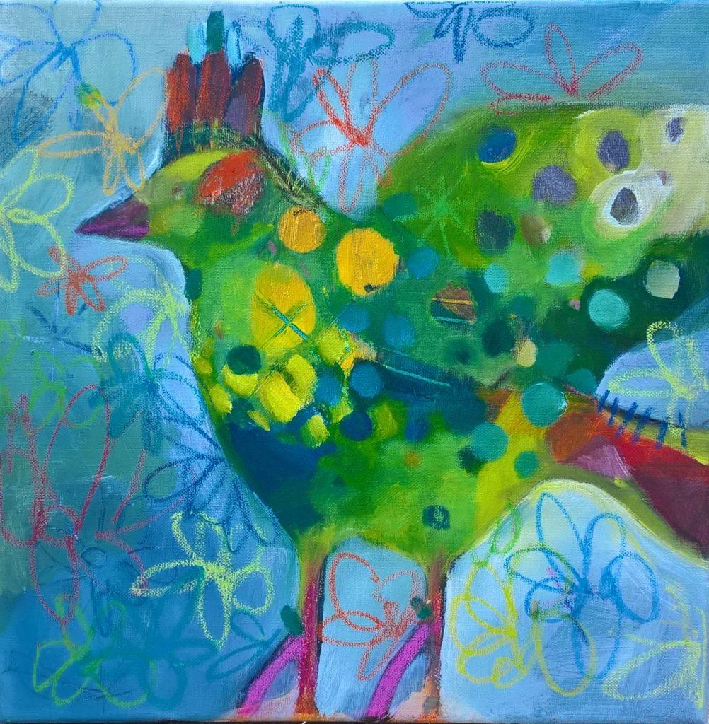 vogelkonigin